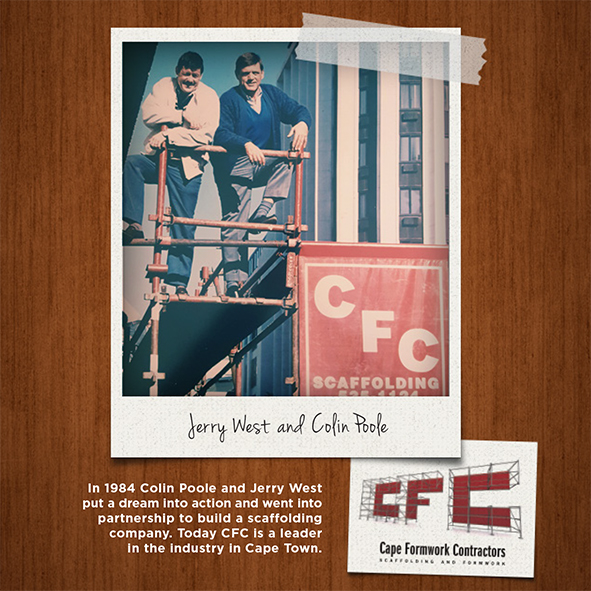 Meet Jerry West, Co-Founder of CFC