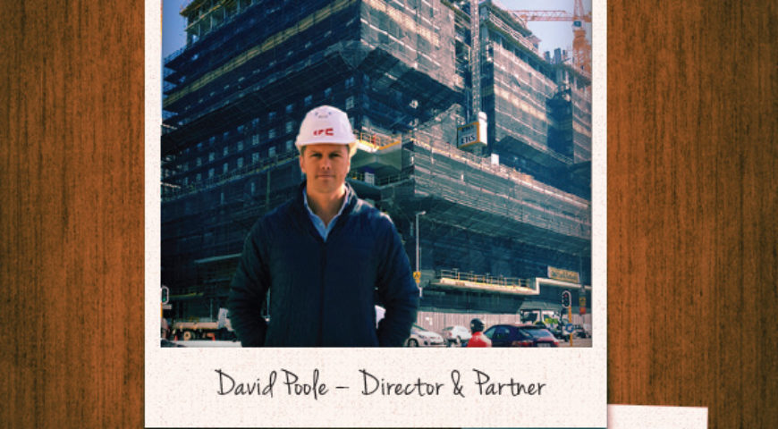 Meet David Poole, Director & Partner at CFC