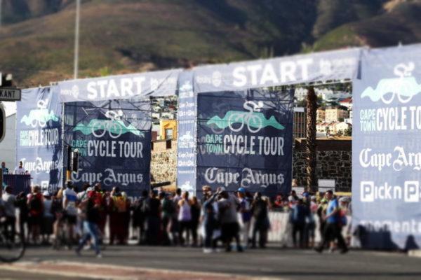Cape Argus Cycle Tour 2018